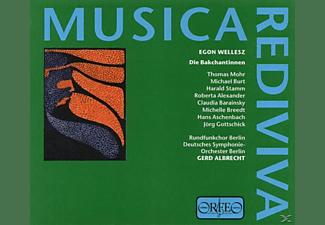 Deutsches Symphonieorchester Berlin, VARIOUS - Die Bakchantinnen-Oper in zwei Akten  - (CD)