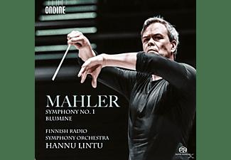 Hannu Lintu, Finnisches Radio Sinfonie-Orchester - Sinfonie 1/Blumine  - (SACD)