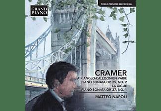 Matteo Napoli - Klaviersonaten  - (CD)