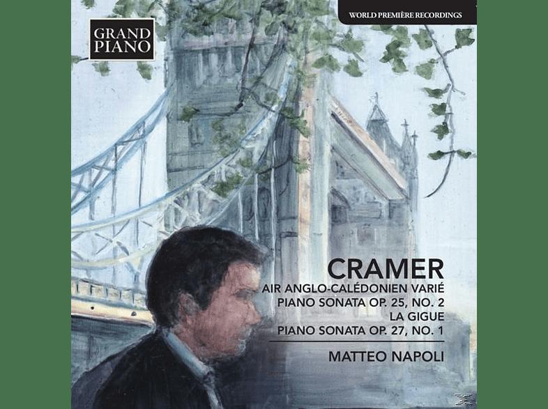 Matteo Napoli - Klaviersonaten [CD]