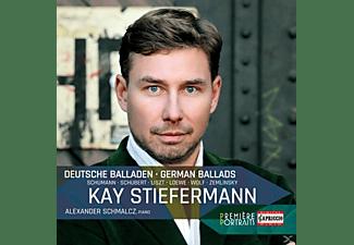 Kay Stiefermann, Alexander Schmalcz - Deutsche Balladen  - (CD)