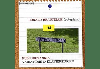 Ronald Brautigam - Sämtliche Klavierwerke Vol.14  - (SACD)