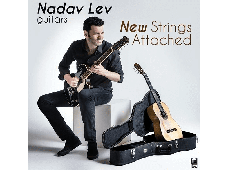 Nadav/+ Lev - New Strings Attached [CD]