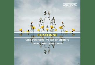 Matthias Maute, Ensemble Caprice - Chaconne  - (CD)