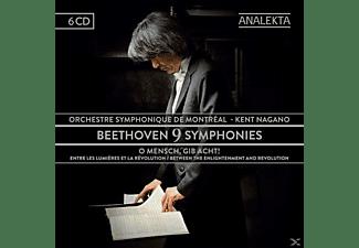 Kent Nagano, Orchestre Symphonique De Montreal - Sinfonien 1-9/+  - (CD)