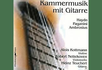 Heinz Teuchert, Alois Kottmann, Robert Nettekoven - Kammermusik Mit Gitarre  - (CD)