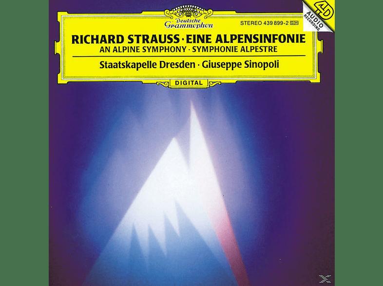 Skd, Giuseppe/sd Sinopoli - Eine Alpensinfonie [CD]