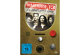 Warehouse 13 - Die komplette Serie DVD