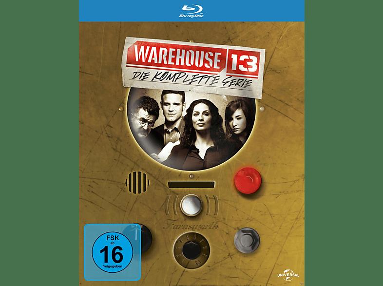 Warehouse 13 - Die komplette Serie [Blu-ray]