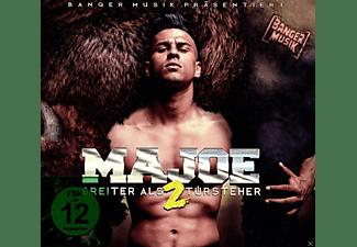 Majoe - Breiter Als 2 Türsteher-Ba2t  - (CD + DVD Video)