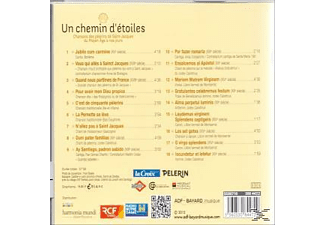Brigitte Lesne, VARIOUS - Un Chemin D'etoiles  - (CD)