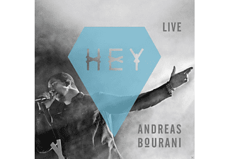 Andreas Bourani - Hey (Live)  - (CD)