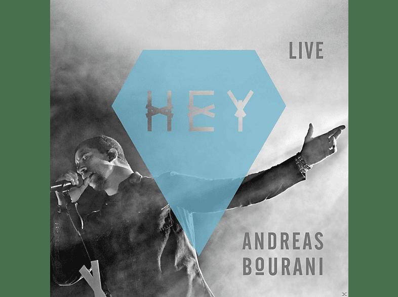 Andreas Bourani - Hey (Live) [CD]