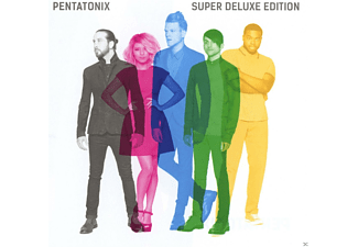 Pentatonix - Pentatonix (Deluxe Version)  - (CD)
