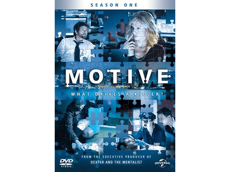 Motive Saison 1 Série TV