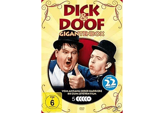 Dick Und Doof Gigantenbox DVD