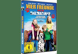 Vier Freunde und ein Dalmatiner DVD