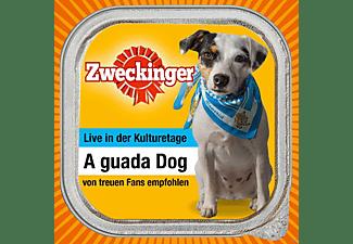 Zweckinger - A Guada Dog (Live In Der Kulturetage)  - (CD)