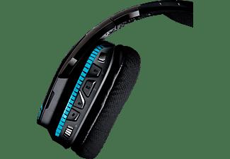 LOGITECH G933 Artemis Spectrum, Over-ear Gaming Headset Schwarz/Blau