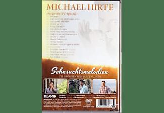 Michael Hirte - Sehnsuchtsmelodien-Die Größten Hits Zum Träumen  - (DVD)