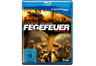 Tatort - Fegefeuer 2015 (Director's Cut) Blu-ray
