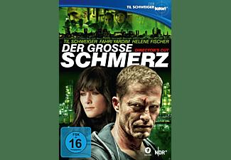 Tatort - Der große Schmerz 2015 (Director's Cut) DVD