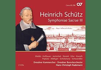 Dresdner Kammerchor, Dresdner Barockorchester, VARIOUS - Symphoniae Sacrae Iii  - (CD)