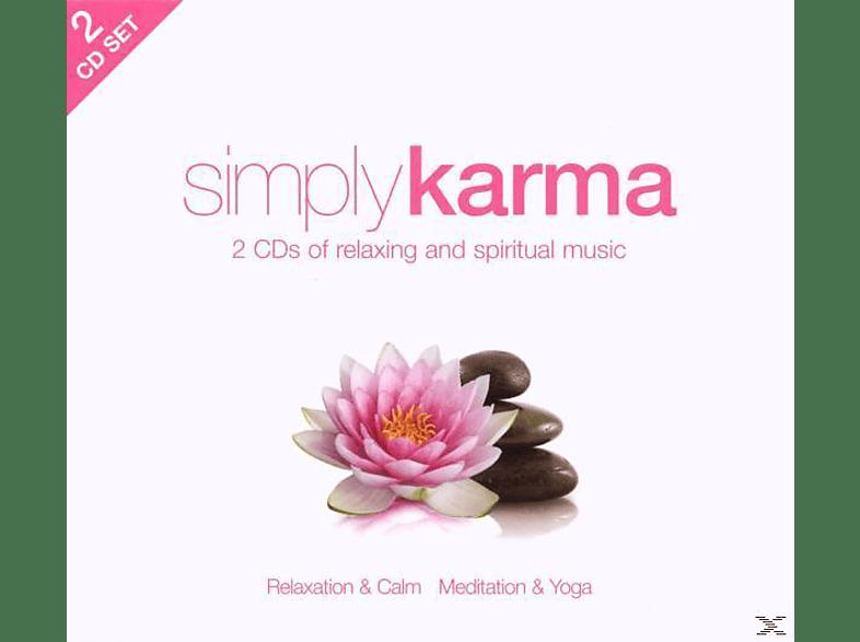 MORRISON,TOM E. & MALLOY,ALASDAIR - Simply : Karma [CD]