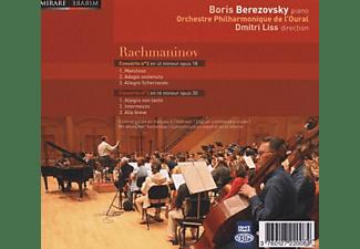 Philh.Orch.Ural - Concertos Pour Piano 2 & 3  - (CD)