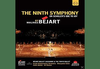 Bejart Ballet Lausan, Israel Philharmonic Orchestra, Ritsuyukai Choir - Die 9.Sinfonie Von Maurice Béjart  - (DVD)
