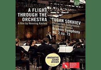 Deutsches Symphonie-orchester Berlin - Der Orchesterflug - Brahms 2. Sinfonie  - (Blu-ray)