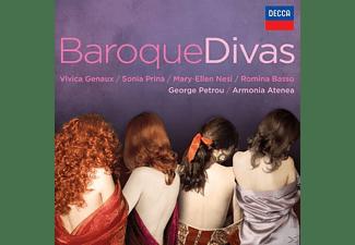 Vivica Genaux, Sonia Prina, Mary Ellen Nesi, Romina Basso, Armonia Atenea, George Petrou - Baroque Divas  - (CD)