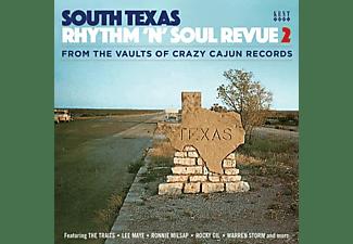 VARIOUS - South Texas Rhythm 'n' Soul Revue 2  - (CD)