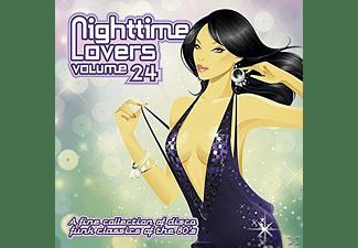 VARIOUS - Nighttime Lovers Vol.24  - (CD)