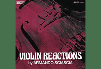 Armando Sciascia - Violin Reactions  - (Vinyl)