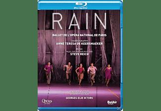 Ballet De L Opera De Paris - Rain  - (Blu-ray)