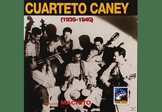 Cuarteto Caney feat. Machito - Cuarteto Caney 1939-1940  - (CD)
