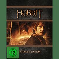 Die Hobbit Trilogie (Extended Edition) [Blu-ray]