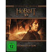 Die Hobbit Trilogie [3D Blu-ray (+2D)]