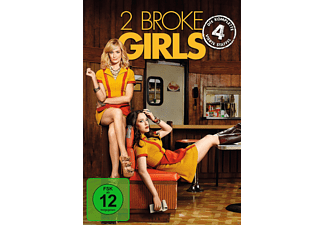 2 Broke Girls - Staffel 4 DVD