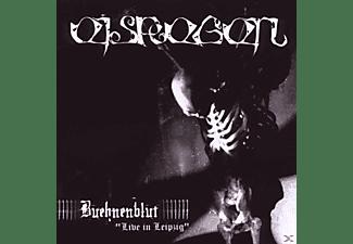 Eisregen - Bühnenblut - Live In Leipzig  - (CD)