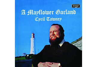 Cyril Tawney - A Mayflower Garland  - (CD)