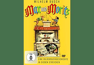 Max und Moritz-Wilhelm Busch DVD