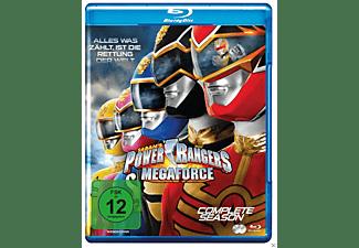Power Rangers: Megaforce - Die komplette Staffel Blu-ray
