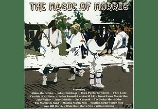 VARIOUS - Magic Of Morris  - (CD)