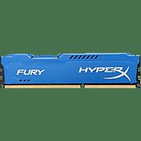 KINGSTON HX316C10F/8 HyperX Fury Arbeitsspeicher 8 GB DDR3