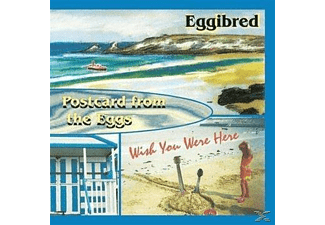 Eggibred - Postcard From The Eggs  - (CD)