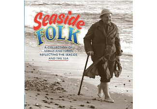 VARIOUS - Seaside Folk  - (CD)