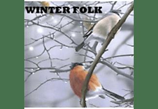 VARIOUS - Winter Folk  - (CD)