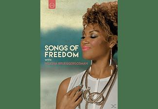 Measha Brueggergosman - Songs of Freedom  - (DVD)
